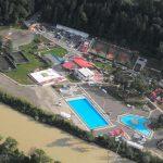 The Lido Complex in Piatra Neamț