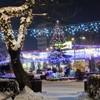 Piatra Neamt on Christmas