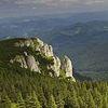 Adventure tourism on Ceahlau Mountain