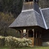 Wooden church architecture