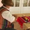 Local artisan Vasile Ciocarlan