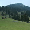Hiking on Asau Peak near Damuc, Neamt County