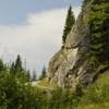 Ceahlau Route: Curmatura Stanile