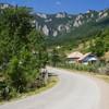 Pedaling from Izvorul Muntelui to Durau