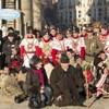 Traditional winter dances