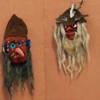 Masks exhibition in Piatra Neamt 2012