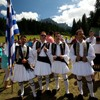 The International Folklor Festival - Ceahlau Mountain days 2013