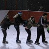 Ice Skating in Piatra Neamt