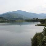 Romanian Tourism - Lake Pangarati