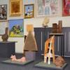 Lascar Vorel exhibition 2011