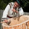 Local artisan Vasile Neamtu