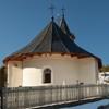 Horaicioara Monastery jan 2013