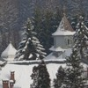 Neamt Monasteries during winter