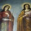 Nicolae Grigorescu's paintings from Agapia Monastery