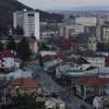 Piatra Neamt seen from above