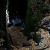 St Teodora cave Sihla 2011
