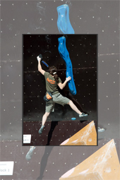 Bouldering Competition Piatra Neamt 2011