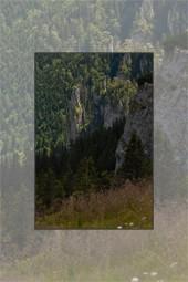 Ceahlau Mountain - touristic summer destination