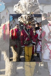 Traditional dances for winter holidays in Neamt County