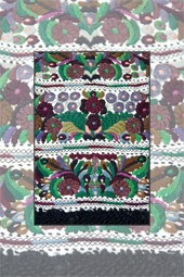 Diversity and expression in the traditional art from Neamt County