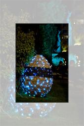 Easter Lights in Piatra Neamt 2011