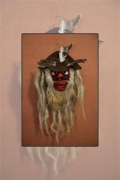 Masks exhibition in Piatra Neamt