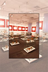 Art of restoration exhibition in Piatra Neamt