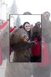 Steaua sus rasare Festival of Customs and Traditions December 2013 Piatra Neamt