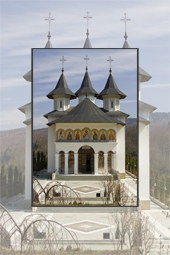 Monasteries in Vanatori Natural Park