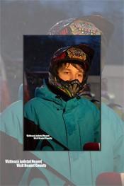 MTB Snow Race - February 2013