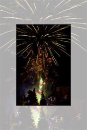 Fireworks in Piatra Neamt 2011