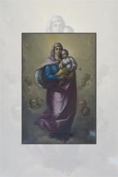 Agapia Monastery paintings by Nicolae Grigorescu