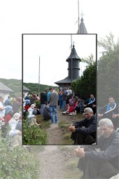 Pilgrimage on Ceahlau Mountain - August 6 2013
