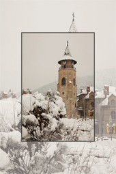 Piatra Neamt during winter - January 2013