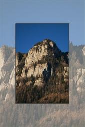 Autumn in Izvorul Muntelui