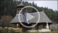 The Wood Church from Farcasa - Neamt County
