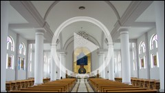 The New Catholic Cathedral, Sabaoani - Neamt County