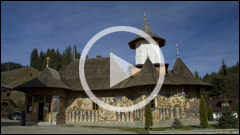 Petru Voda Monastery - Neamt County