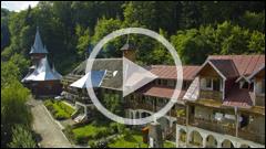 Sfanta Cruce Monastery  - Neamt County